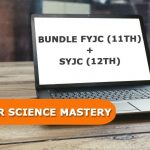 Bundle FYJC (11th) + SYJC (12th) Computer Science Mastery