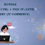 Bundle FYJC IT (11th) + SYJC IT (12th) Mastery (Information Technology Commerce)