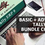 Basic Tally.ERP9 + Advance Tally.ERP 9 with GST