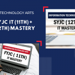 Bundle FYJC IT (11th) + SYJC IT (12th) Mastery (Information Technology Arts)