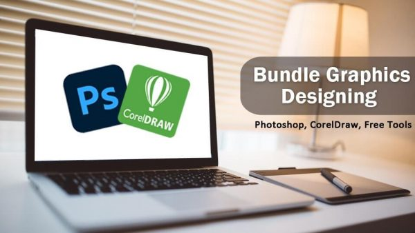 Bundle PS + CorelDraw + Free tools