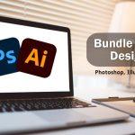 Bundle Graphics Designing (Photoshop + Illustrator + Free Tools)