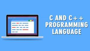 C & C++ Programming Bundle Course