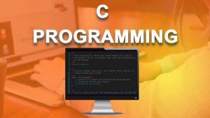 C Programming MKCL