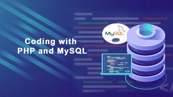 coding php and mysql