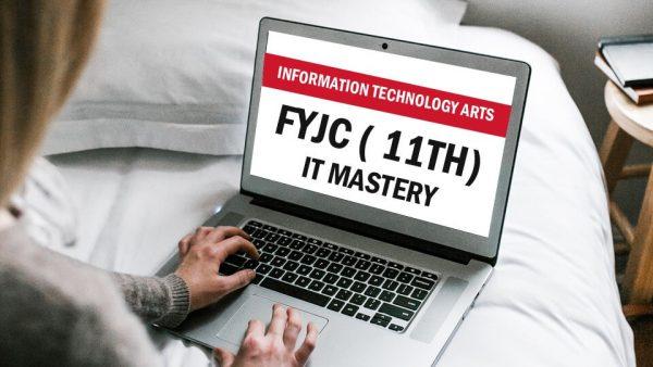 fyjc 11th it arts