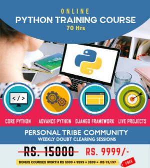 Online Python Training Course