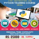 Live Python Training Course