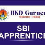 SBI Apprentice